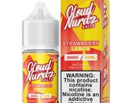 Cloud Nurdz | Strawberry Lemon Salt 30ml