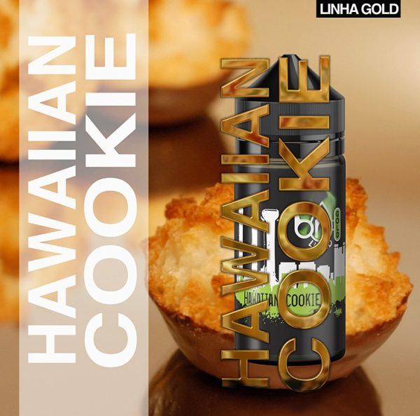Br Liquid Hawaiian Cookie 30ml/100ml-0