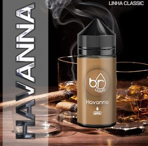 Br Liquid - Havanna 30ml/100ml