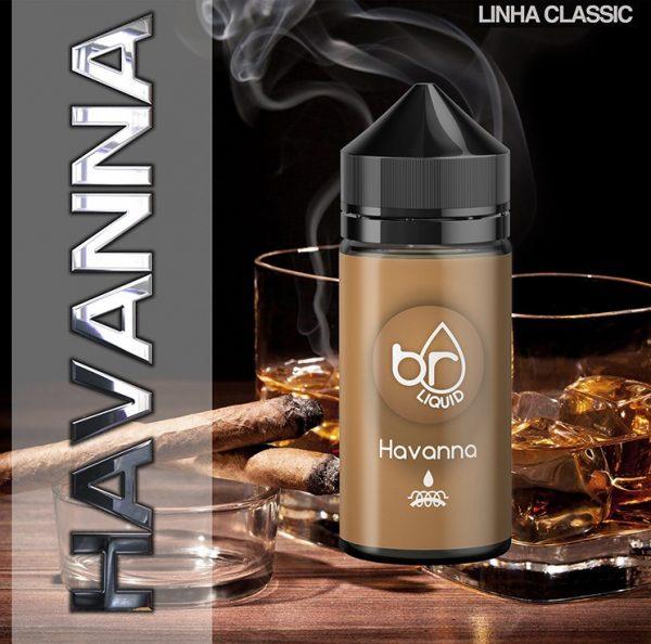 Br Liquid   Havanna 30ml/100ml