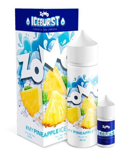 Zomo My PineappleIce 60ml-0