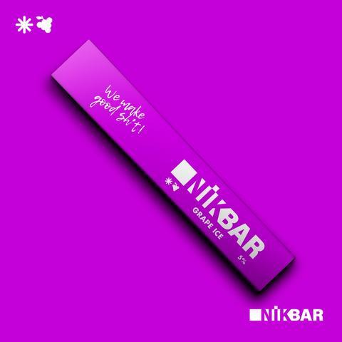 Nikbar Pod Descartável (16 SABORES)-4698