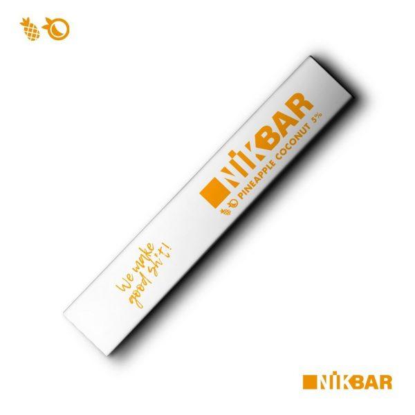 Nikbar Pod Descartável (16 SABORES)-4697