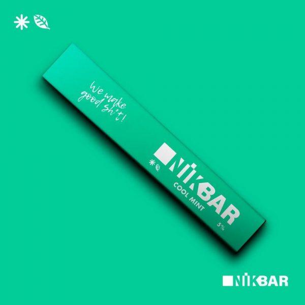 Nikbar Pod Descartável (16 SABORES)-4696