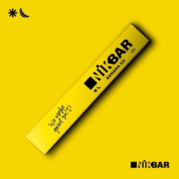 Nikbar Pod Descartável (16 SABORES)-4695