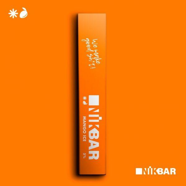 Nikbar Pod Descartável (16 SABORES)-0