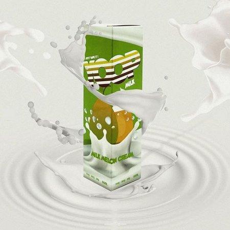 Yoop Melon Cream Milk 60ml-0