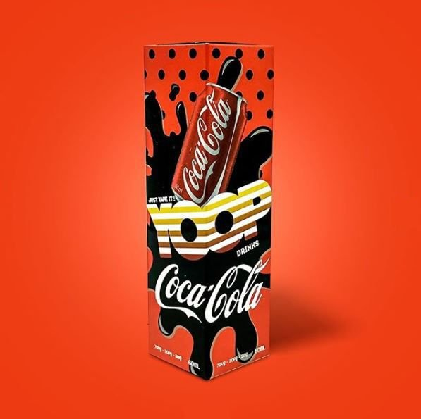 Yoop Coca Cola 60ml-0