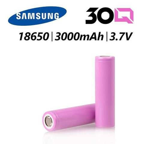 SAMSUNG   Bateria 30Q 3000MAH 18650