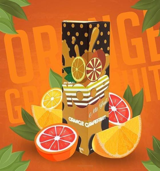 Yoop | Orange Grapefruit 60ml