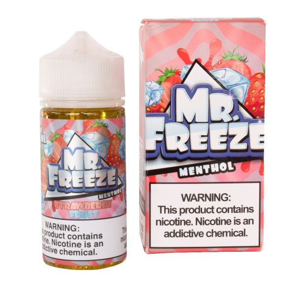 Mr Freeze Strawberry Frost 100ml-0