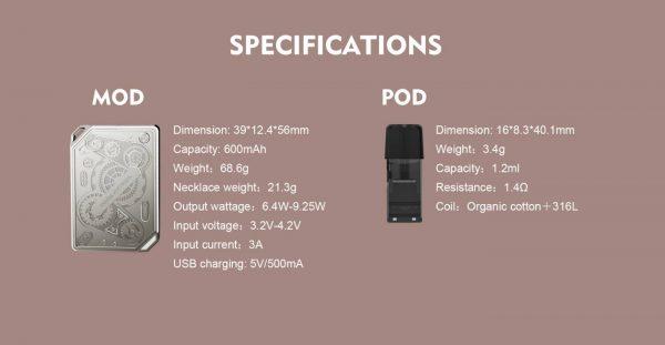 Tesla Cigs Punk Kit Pod-4605