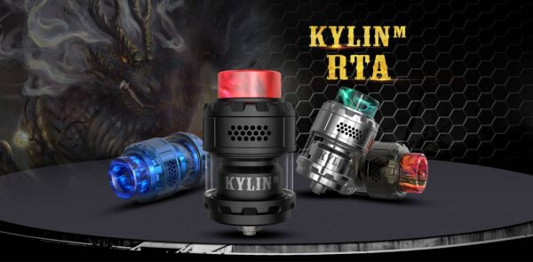Vandy Vape Kylin M RTA-0