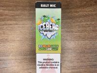 Iceberg   Ice Melon Green Apple Low Mint Salt 30ml