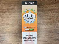 Iceberg   Ice Tangerine Low Mint Salt 30ml