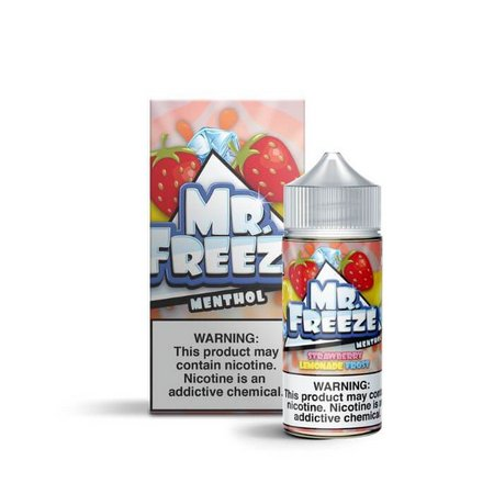 Mr Freeze Strawberry Lemonade Frost 100ml-0