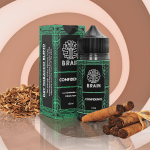 Brain Confidence | Tabaco Seco 30ml/60ml
