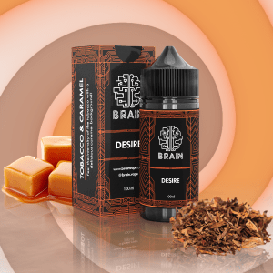 Brain Desire - Tabaco caramelado 30ml/60ml
