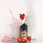 Comic Clouds | Strawberry Cookie and Milk 100ml