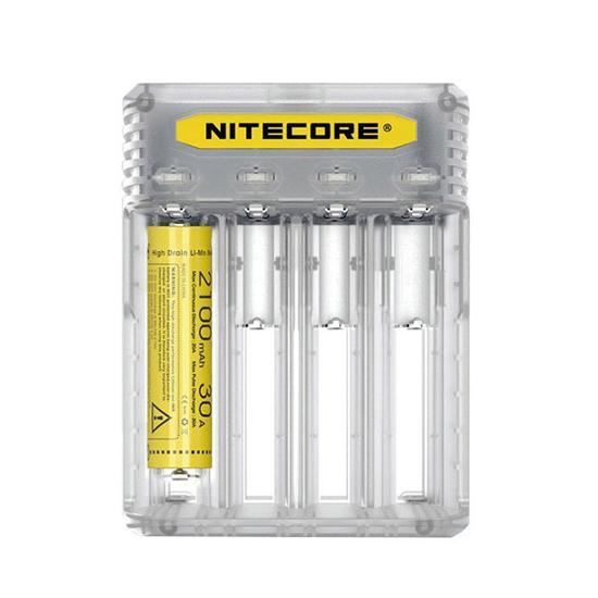 Nitecore | Carregador Q4 Lemonade