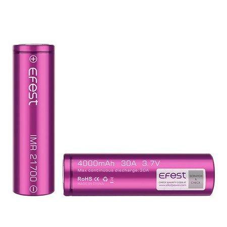 Efest | Bateria 21700 4000mAh 30A
