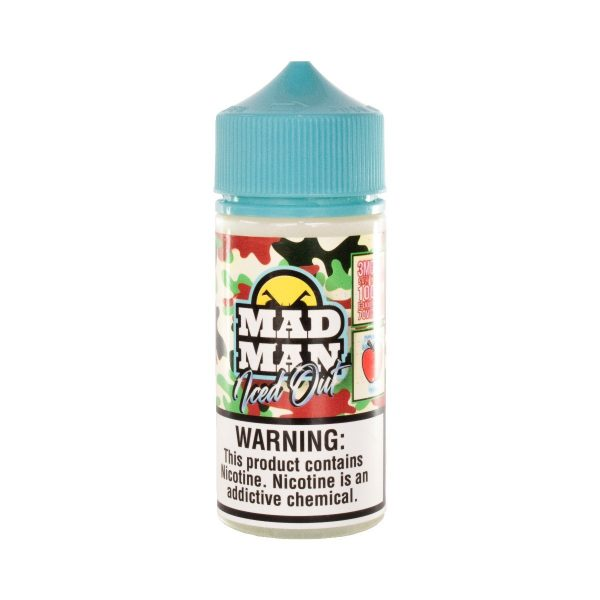 Mad Man Apple Iced Out 100ml-0