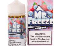 Mr Freeze | Blue Raspberry Strawberry Frost 100ml