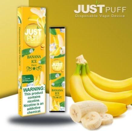 Just Puff Pod Descartável (10 sabores)-5070