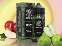 Brain Bright | Mix de Maçãs Salt 15ml/30ml