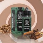 Brain Confidence Salt | Tabaco Seco 15ml/30ml