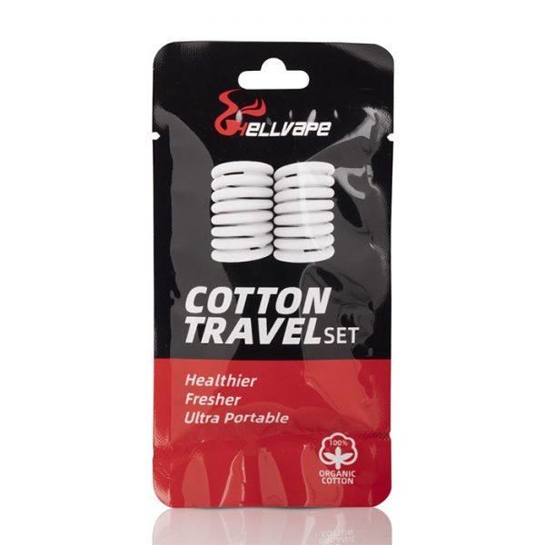Algodão Cotton Travel Set Hellvape-0