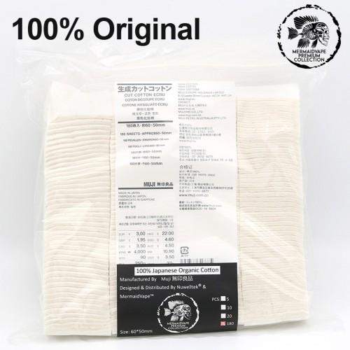 Algodão Muji Japonês 100% Orgânico -5078