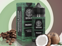 Brain Passion Salt | Café e Coco 15ml/30ml