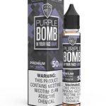 Vgod Purple Bomb Grape Salt 30ml