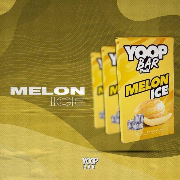 Yoop Bar Refil | Melon Ice