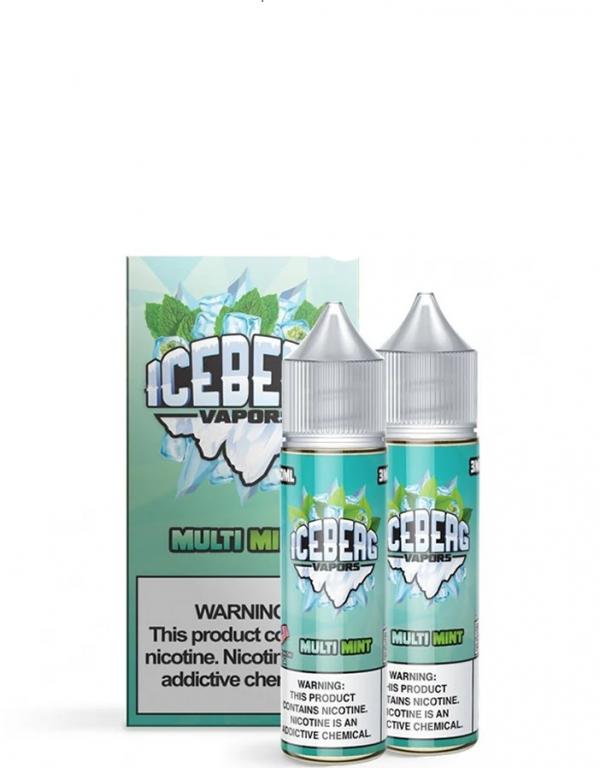 Iceberg   Multi Mint 60ml/100ml