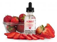 Naked |  Yummi Strawberry 60ml
