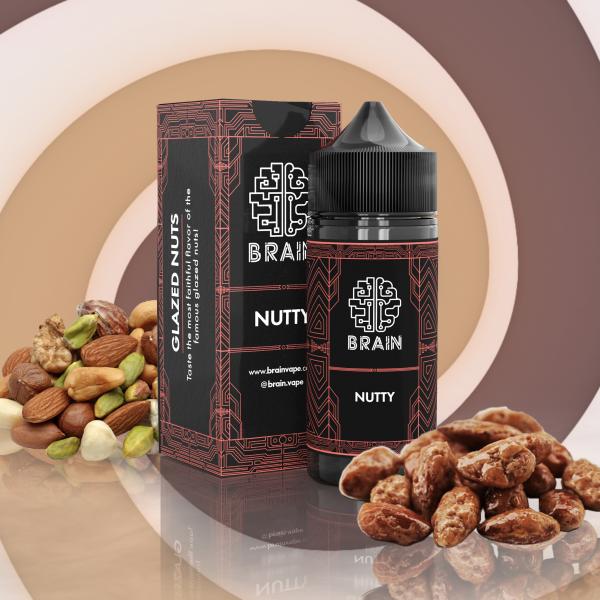 Brain Nutty | Amêndoas Glaceadas