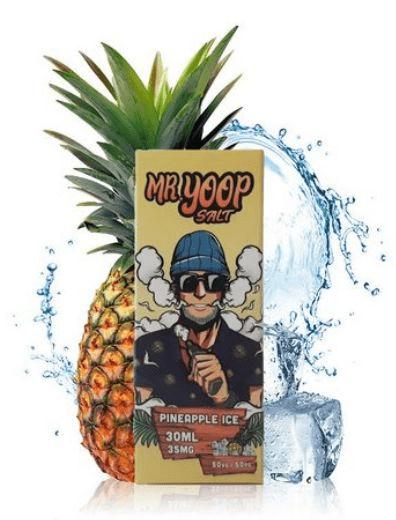 Mr Yoop   Pineapple Ice Salt 30ml