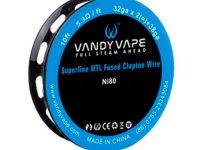 Vandy Vape | Fio Superfine MTL Fused Clapton Wire
