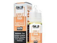 Reds   Apple   Peach Iced Salt 30ml
