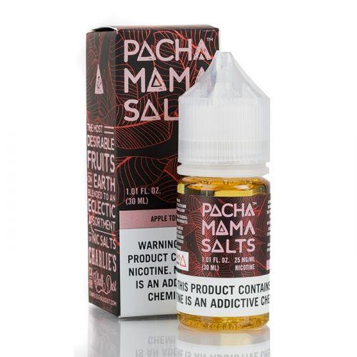 Pachamama - Apple Tobacco Salt 30ml