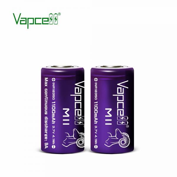 Vapcell | Bateria M11 18350 1100mah