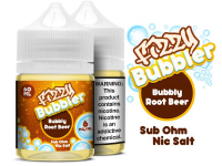 Halo   Fizzy Bubbler   Bubbly Root Beer 60ml