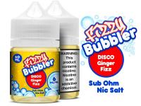 Halo   Fizzy Bubbler   Disco Ginger Fizz 60ml