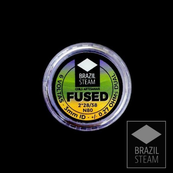 Brazil Steam | Fused 0,27ohms