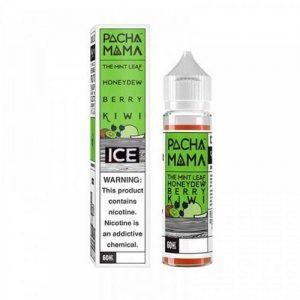 Pachamama   The Mint Leaf Honeydew Berry Kiwi Ice 60ml