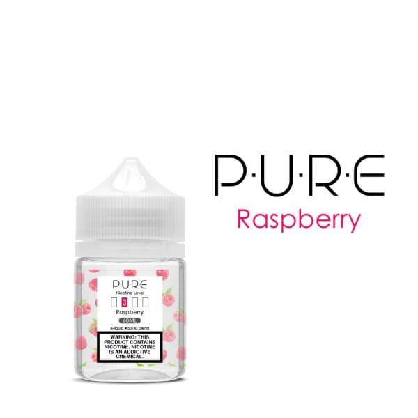 Halo   Pure   Raspberry 60ml