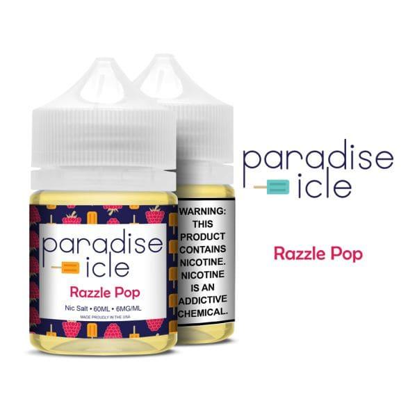 Halo   Paradise Icle   Razzle Pop 60ml