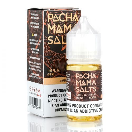 Pachamama   Sorbet Salt 30ml